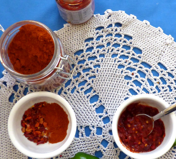 chilli powders