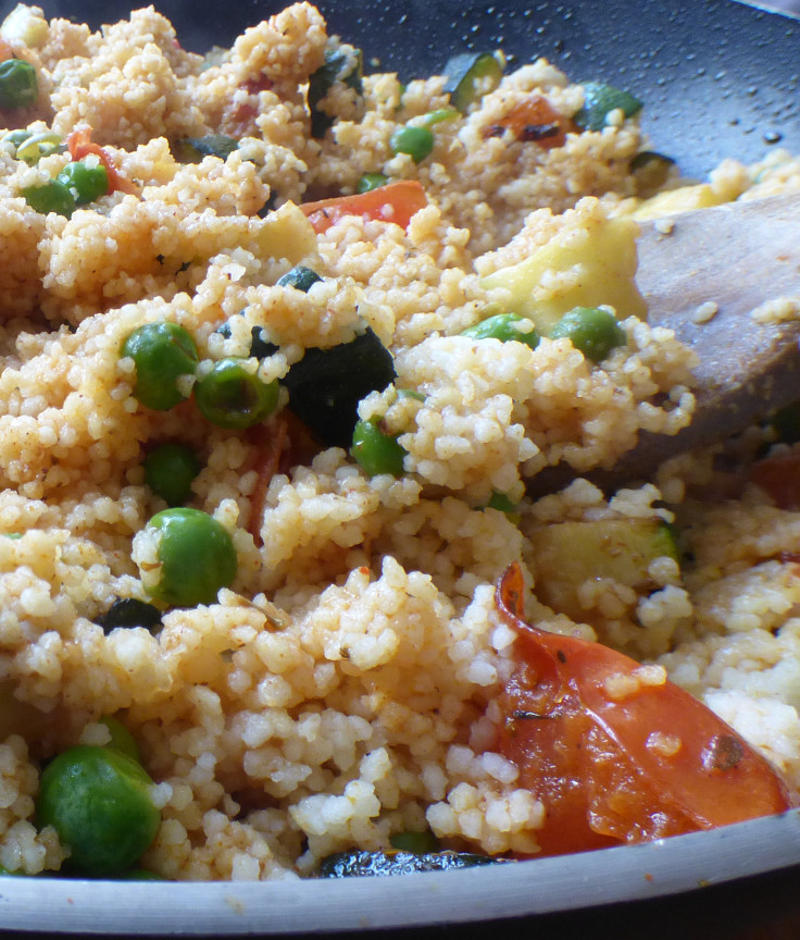 Quick Vegetable Couscous