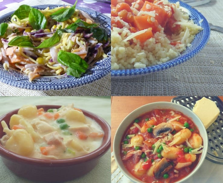 20 Minute Dinner Ideas – Easy Weeknight Meals