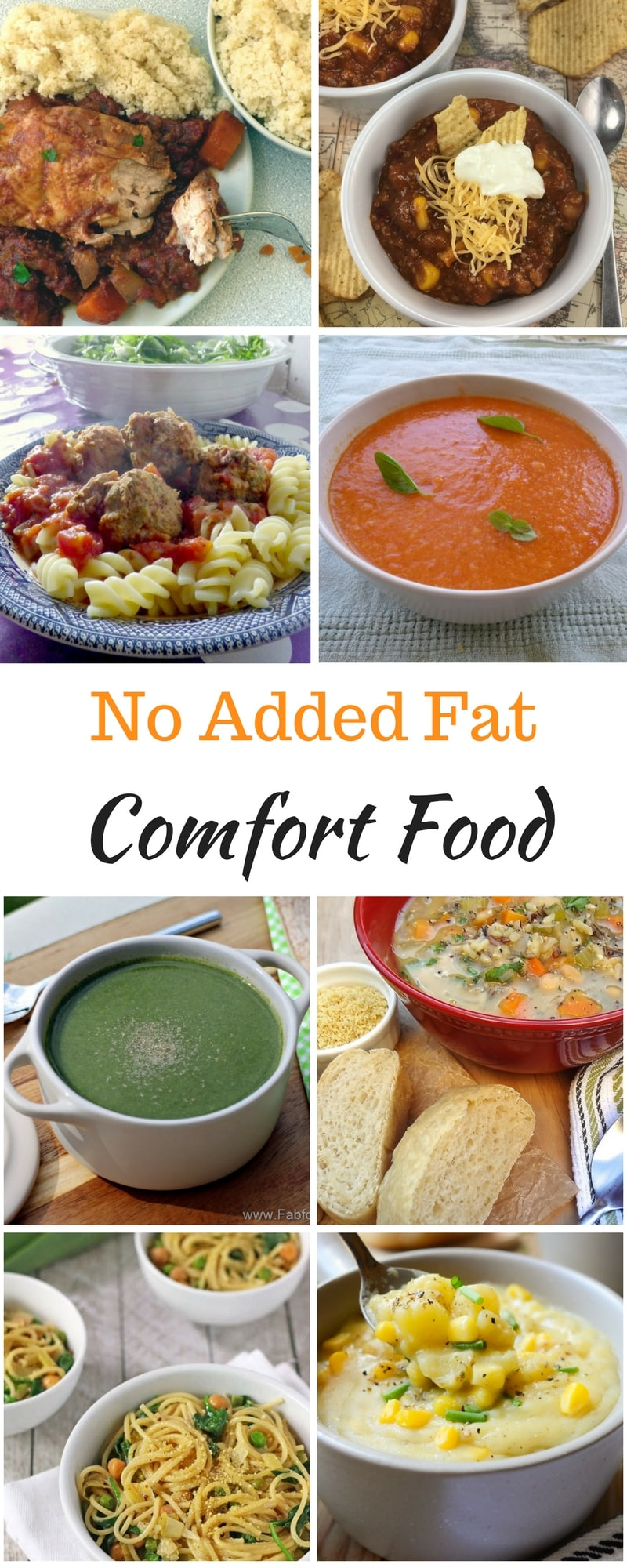 collage-of-no-added-fat-comfort-food-with-text-'no added fat comfort food'